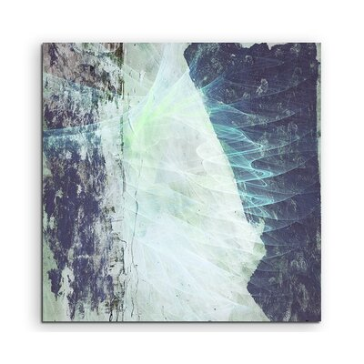 PaulSinusArt Enigma Abstract 1214 Photographic Print on Canvas