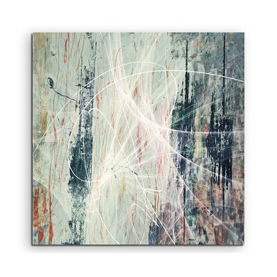 PaulSinusArt Enigma Abstract 1220 Photographic Print on Canvas