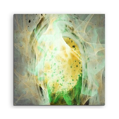 PaulSinusArt Enigma Abstract 1221 Photographic Print on Canvas