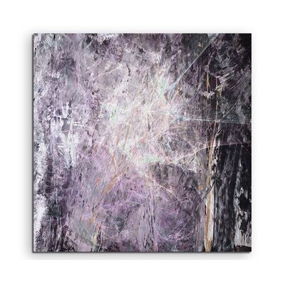 PaulSinusArt Enigma Abstract 1222 Photographic Print on Canvas