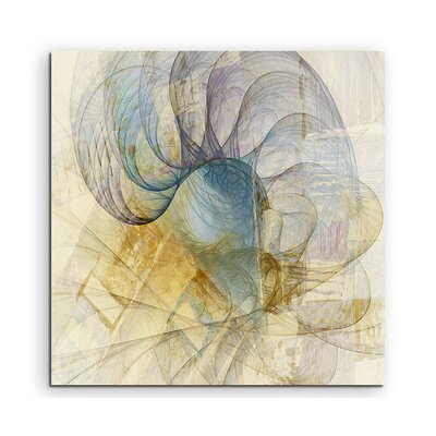 PaulSinusArt Enigma Abstract 1223 Photographic Print on Canvas
