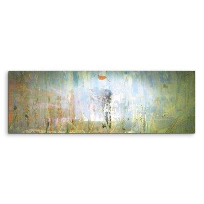 PaulSinusArt Enigma Panorama Abstrakt 1187 Painting Print on Canvas