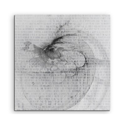 PaulSinusArt Enigma Abstract 1225 Photographic Print on Canvas