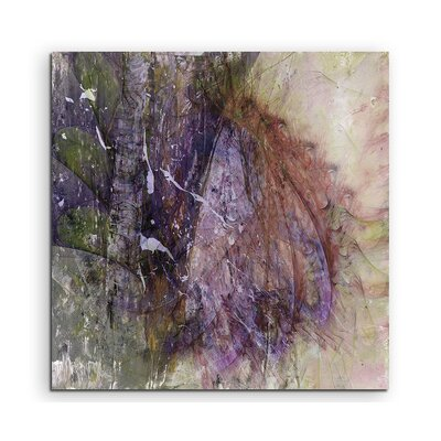 PaulSinusArt Enigma Abstract 1232 Photographic Print on Canvas