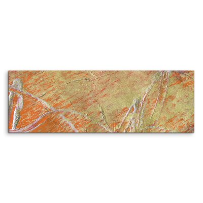 PaulSinusArt Enigma Panorama Abstrakt 532 Painting Print on Canvas