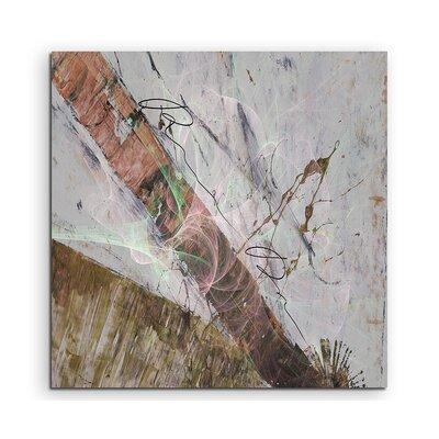 PaulSinusArt Enigma Abstrakt 1179 Painting Print on Canvas