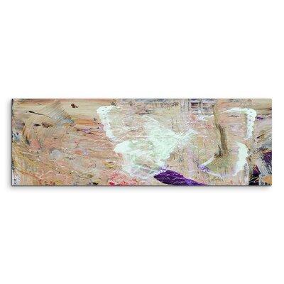 PaulSinusArt Enigma Panorama Abstrakt 846 Painting Print on Canvas