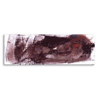 PaulSinusArt Enigma Panorama Abstrakt 745 Painting Print on Canvas