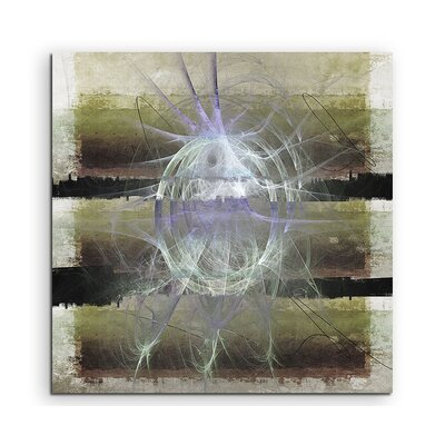 PaulSinusArt Enigma Abstrakt 1284 Painting Print on Canvas