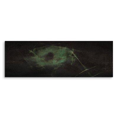 PaulSinusArt Enigma Panorama Abstrakt 757 Painting Print on Canvas