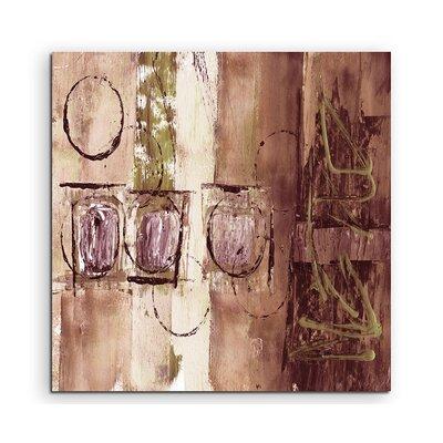 PaulSinusArt Enigma Abstrakt 624 Painting Print on Canvas