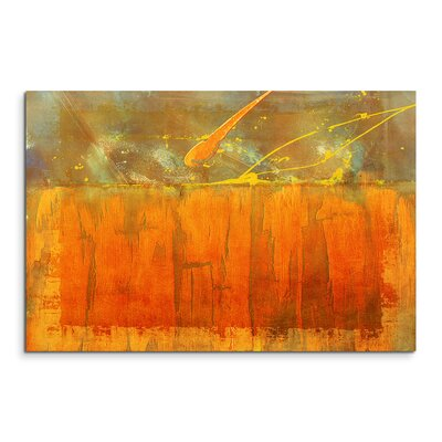 PaulSinusArt Enigma Abstrakt 942 Painting Print on Canvas