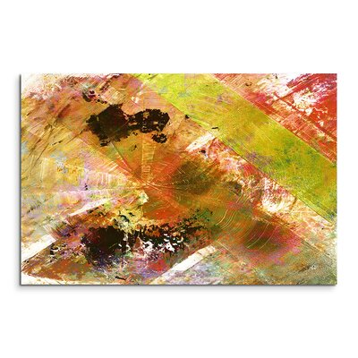 PaulSinusArt Enigma Abstrakt 948 Painting Print on Canvas