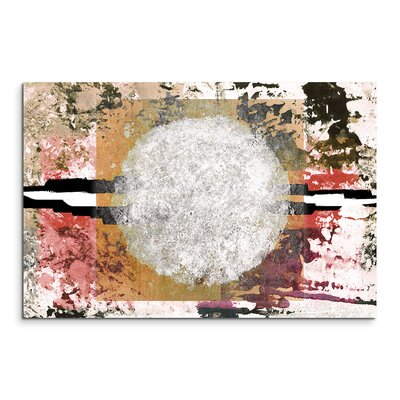 PaulSinusArt Enigma Abstrakt 949 Painting Print on Canvas