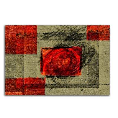 PaulSinusArt Enigma Abstrakt 147 Painting Print on Canvas