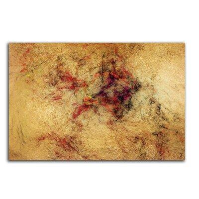 PaulSinusArt Enigma Abstrakt 154 Painting Print on Canvas