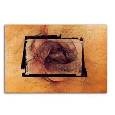 PaulSinusArt Enigma Abstrakt 156 Painting Print on Canvas