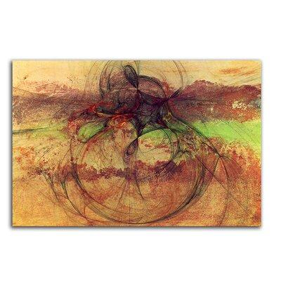 PaulSinusArt Enigma Abstrakt 159 Painting Print on Canvas