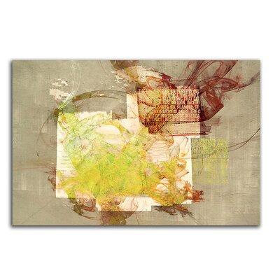 PaulSinusArt Enigma Abstrakt 339 Painting Print on Canvas