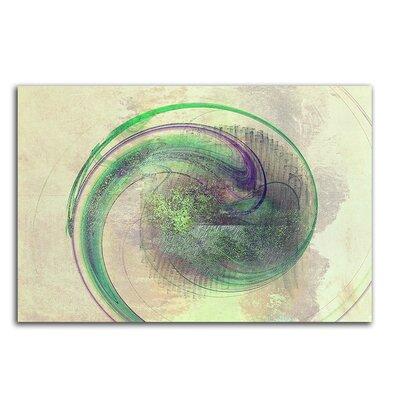 PaulSinusArt Enigma Abstrakt 347 Painting Print on Canvas