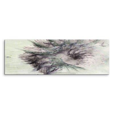 PaulSinusArt Enigma Panorama Abstrakt 1116 Painting Print on Canvas