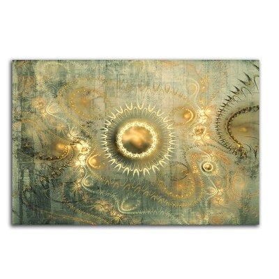 PaulSinusArt Enigma Abstrakt 353 Painting Print on Canvas