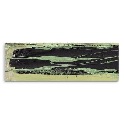 PaulSinusArt Enigma Panorama Abstrakt 506 Painting Print on Canvas