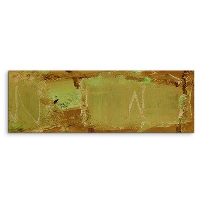 PaulSinusArt Enigma Panorama Abstrakt 515 Painting Print on Canvas