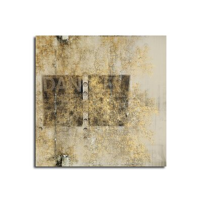 PaulSinusArt Enigma Abstrakt 420 Painting Print on Canvas