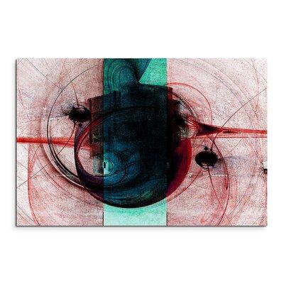 PaulSinusArt Enigma Abstrakt 1093 Painting Print on Canvas