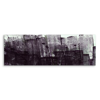 PaulSinusArt Enigma Panorama Abstrakt 886 Painting Print on Canvas