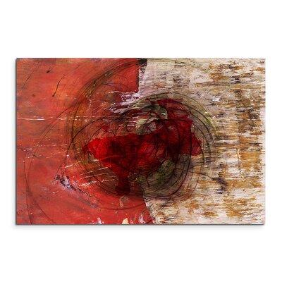PaulSinusArt Enigma Abstrakt 1319 Painting Print on Canvas