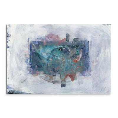 PaulSinusArt Enigma Abstrakt 1320 Painting Print on Canvas