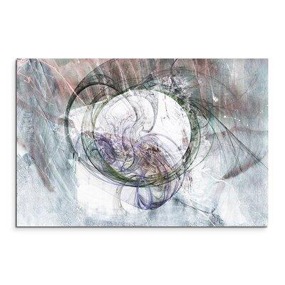 PaulSinusArt Enigma Abstrakt 1325 Painting Print on Canvas