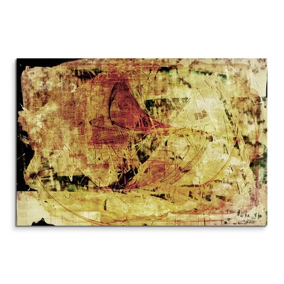 PaulSinusArt Enigma Abstrakt 716 Painting Print on Canvas