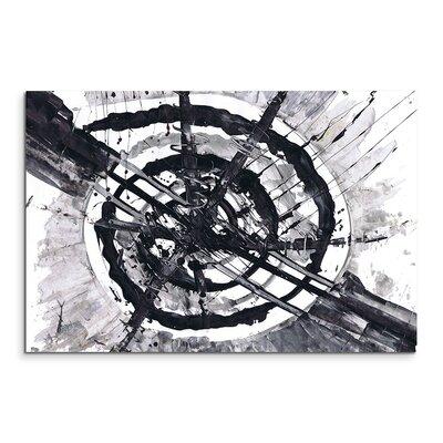 PaulSinusArt Enigma Abstrakt 727 Painting Print on Canvas