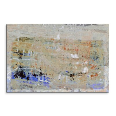 PaulSinusArt Enigma Abstrakt 730 Painting Print on Canvas