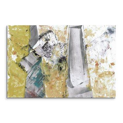PaulSinusArt Enigma Abstrakt 733 Painting Print on Canvas