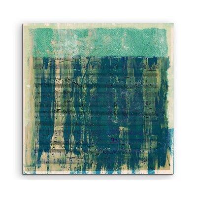 PaulSinusArt Enigma Abstrakt 940 Painting Print on Canvas