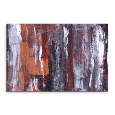 PaulSinusArt Enigma Abstrakt 904 Painting Print on Canvas