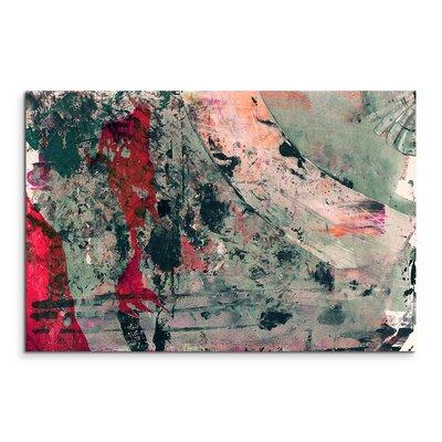 PaulSinusArt Enigma Abstrakt 906 Painting Print on Canvas