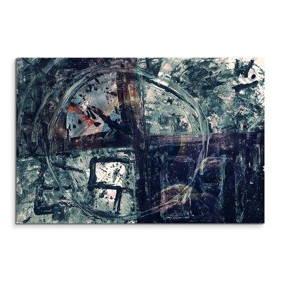 PaulSinusArt Enigma Abstrakt 907 Painting Print on Canvas