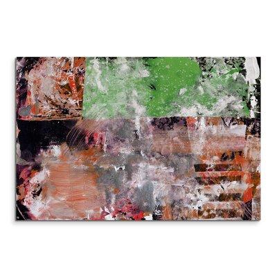 PaulSinusArt Enigma Abstrakt 918 Painting Print on Canvas