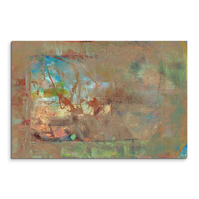 PaulSinusArt Enigma Abstrakt 919 Painting Print on Canvas