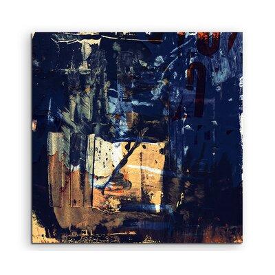 PaulSinusArt Enigma Abstrakt 950 Painting Print on Canvas