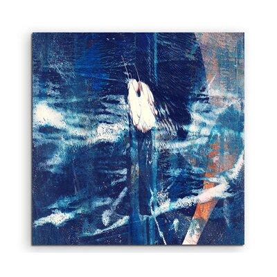PaulSinusArt Enigma Abstrakt 953 Painting Print on Canvas