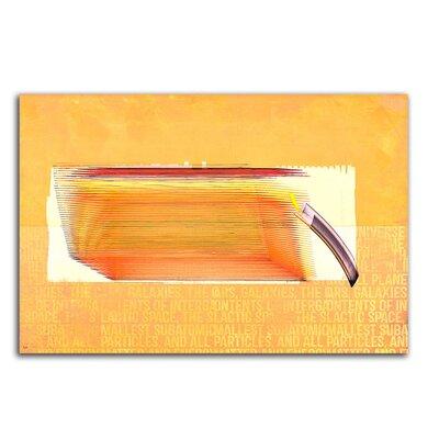 PaulSinusArt Enigma Abstrakt 125 Painting Print on Canvas