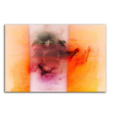 PaulSinusArt Enigma Abstrakt 131 Painting Print on Canvas