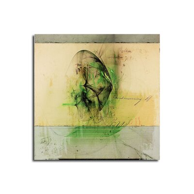 PaulSinusArt Enigma Abstrakt 065 Painting Print on Canvas