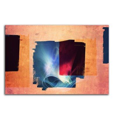 PaulSinusArt Enigma Abstrakt 137 Painting Print on Canvas